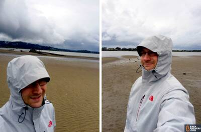 the-north-face-dryzzle-jacket-review-stormy-beach-walk