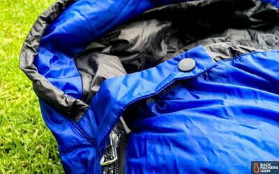 Feathered-Friends-Egret-Sleeping-Bag-review-logo-featured-collar-and-zipper