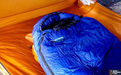 Feathered-Friends-Egret-Sleeping-Bag-review-logo-featured-top-head-shot