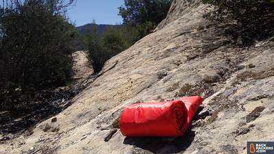Sea-to-Summit-Comfort-Plus-Insulated-Review-rolled-up-