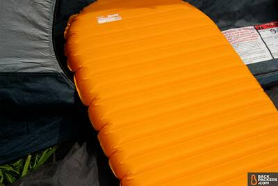 Therm-a-Rest-NeoAir-XLite-review-baffle-pattern