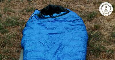 western mountaineering ultralite sleeping bag award