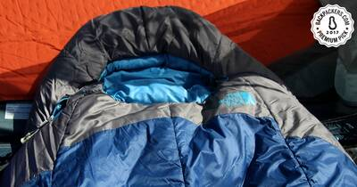 the north face cat's meow sleeping bag award