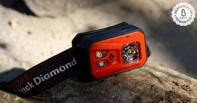 black diamond revolt headlamp award