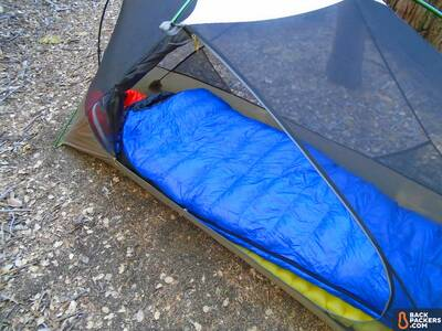 nemo-tensor-20r-review-under-a-sleeping-bag