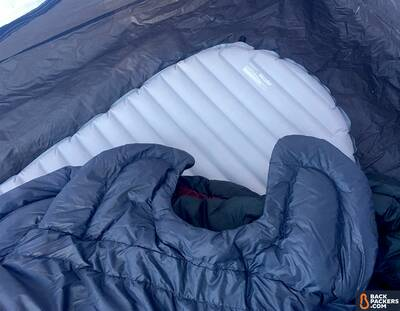 therm-a-rest-neoair-xtherm-review-in-tent-with-sleeping-bag