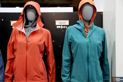 Black-Diamond-BD.dry StormLine and FineLine Outdoor Retailer best outdoor gear for 2018