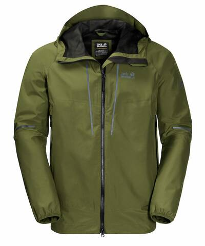 Jack Wolfskin Sierra Trail Jacket men's stock