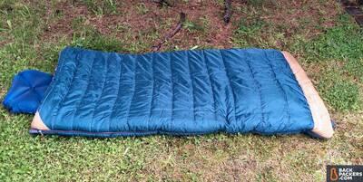 Kelty-Callisto-30-review-full-sleeping-bag