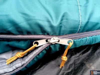 Kelty-Callisto-30-review-zipper