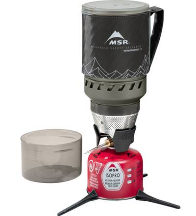 how to choose the best backpacking stove msr windburner integrated canister stove stock