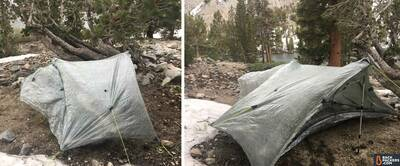 Zpacks-Duplex-Tent-review-setting-the-tent-up