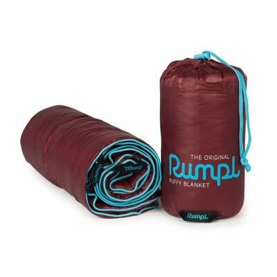 Rumpl Original Puffy Blanket stock 2017 Car Camping Gift Guide