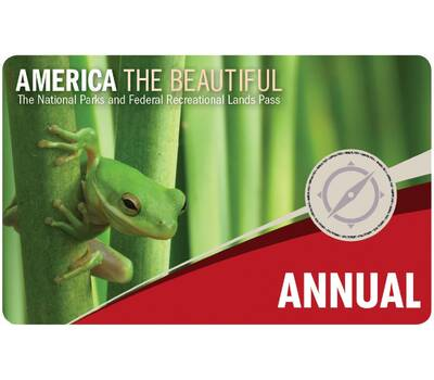 national parks pass annual 2018