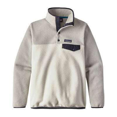 patagonia lightweight synchilla snap-t fleece Car Camping Gift Guide