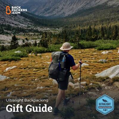 ultralight backpacking gift guide style 1A