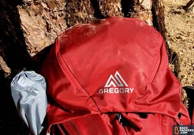Gregory-Baltoro-65-review-logo-and-brain