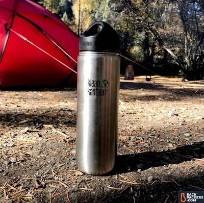 Klean-Kanteen-Wide-Mouth-review-full-bottle
