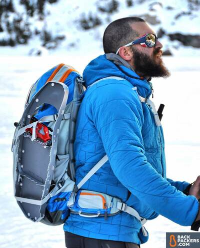 Patagonia-Nano-Air-Hoody-review-day-hiking-with-sunglasses