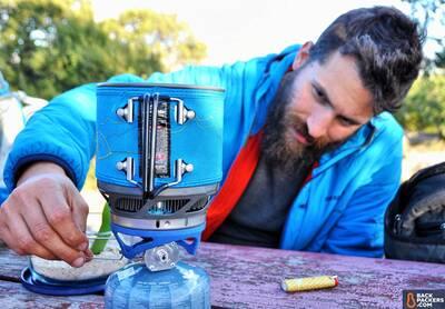 Patagonia-Nano-Air-Hoody-review-with-camp-stove