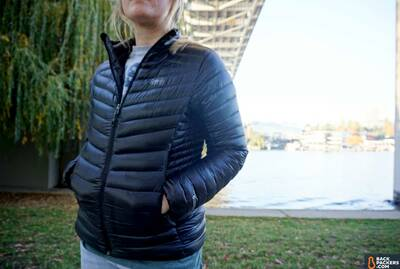 REI-Magma-850-review-front-of-jacket-worn