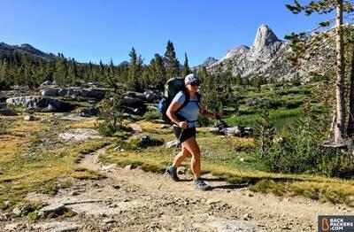 Altra-Lone-Peak-3.5-hiking-JMT-dirt-trail
