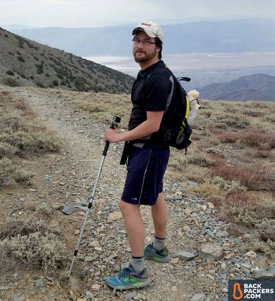 Brooks-Cascadia-12-review-day-hike-to-telescop-peak-death-valley