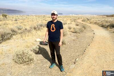Brooks-Cascadia-12-review-hiking-in-mono-lake