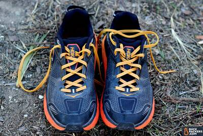 Hoka-One-One-Challenger-ATR-3-review-laces-straight-on