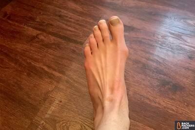 Saucony-Peregrine-7-review-strange-feet