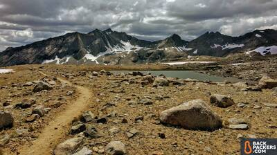 thru hiking the john muir trail 11