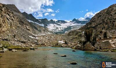 thru hiking the john muir trail 14