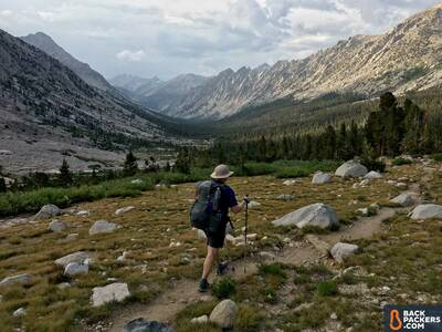 thru hiking the john muir trail 4