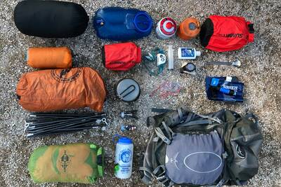 Havasu-Falls-Trip Report best backpacking backpack