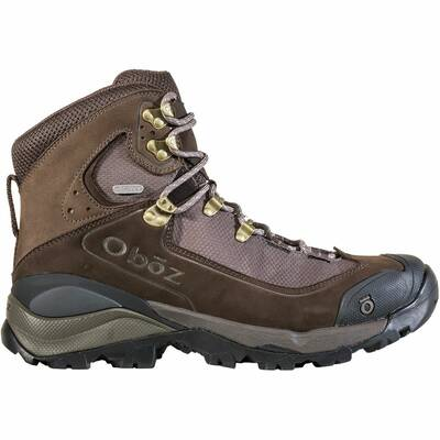 Oboz Wind River III WP best hiking boots
