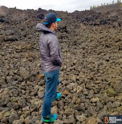 Patagonia-Micro-Puff-Hoody-review-Newberry-National-Volcanic-Monument-hiking
