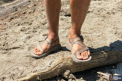 Chaco Z1 Classic review worn
