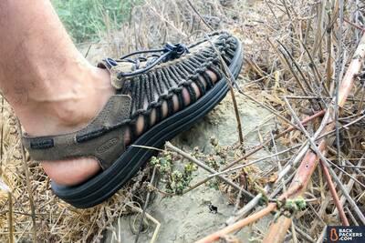 KEEN-Uneek-review-hiking-2