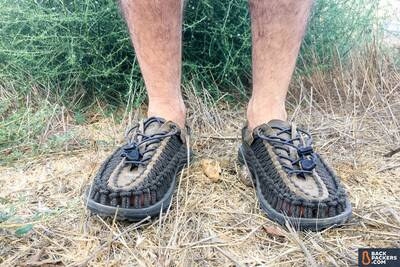 KEEN-Uneek-review-toe-coverage