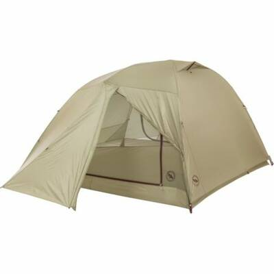Best 4 Person Tents for Camping and Backpacking Big Agnes Copper Spur UL4 HV