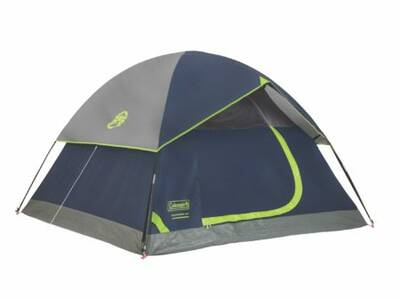 Best 4 Person Tents for Camping and Backpacking Coleman Sundome 4