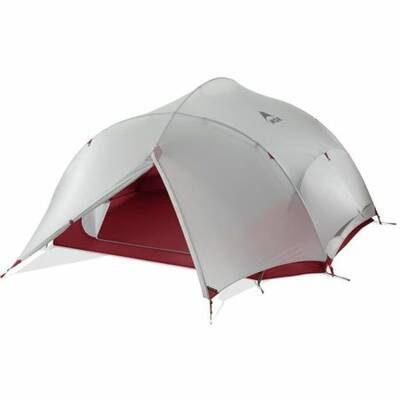 Best 4 Person Tents for Camping and Backpacking MSR Papa Hubba NX