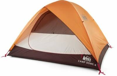 Best 4 Person Tents for Camping and Backpacking REI Camp Dome 4