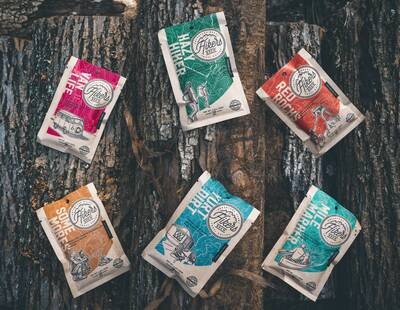 holiday gift guide 2020 Hikers Brew 6 Pack Sampler