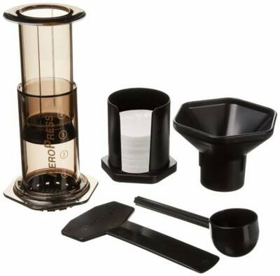 aeropress coffee and espresso best gifts for hikers and backpackers