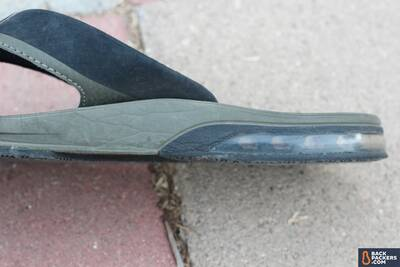 best-flip-flops-synthetic-leather-heel-feature