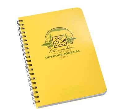 rite in the rain journal large best gifts for hikers and backpackers