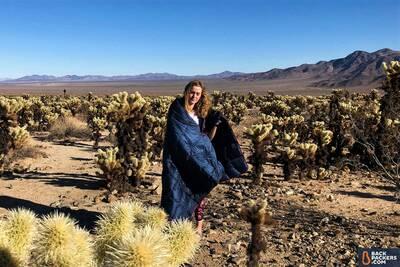 Rumpl-Down-Puffy-Blanket-review-in-desert-2