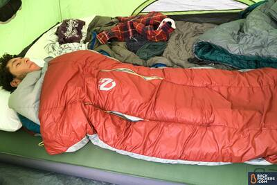 NEMO-Forte-review-camping-sleeping