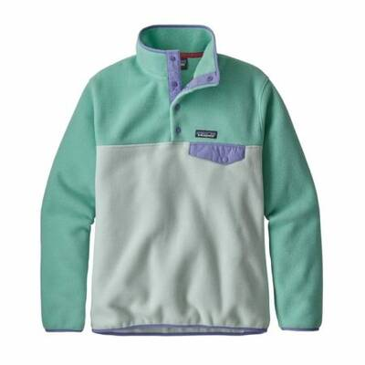 Patagonia Synchilla Lightweight Snap-T best fleece jackets